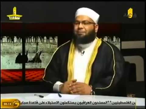 رد شيخ مصري على أماني الخياط: المغاربة أشراف وأطهار منك، فهم قوم لا نؤت من قبلهم