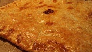 Spanish Food - Tuna Vegetables Puff Pie - Video Recipe