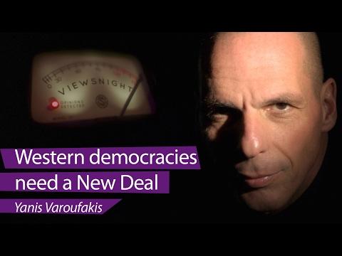 Yanis Varoufakis: 'Western Democracies need a New Deal' - Viewsnight