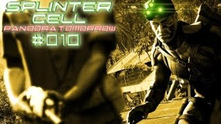 Let's Play Splinter Cell - Pandora Tomorrow #010 [Deutsch][HD+] - Quicksave ist Mist
