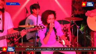 Stanley Band Live Performing in trp Ludhiana must watch