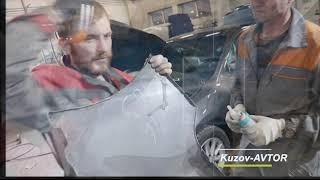 Кузовной ремонт, покраска Camry