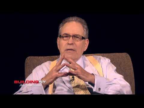 BuildingNY: Dr. Robert I. Grossman, NYU Langone Medical Center