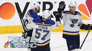 The St. Louis Blues' best goals of the 2019 Stanley Cup Playoffs | NBC Sports