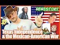 Texas Independence & the Mexican-American War: A Memestory