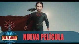 Pablo Iglesias y Albert Rivera, los nuevos superhéroes de la política española - En el aire
