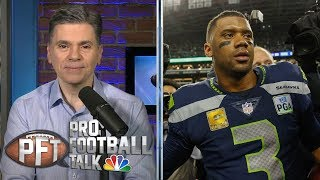 Russell Wilson got what he wanted in historic extension | Pro Football Talk | NBC Sports