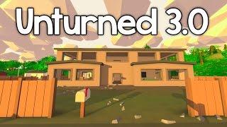 Unturned 3.0 Update - First Look  [Beta Gameplay]