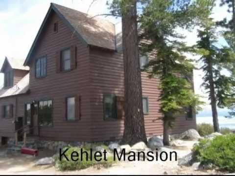 Meeks Bay Resort   Kehlet Mansion Pics