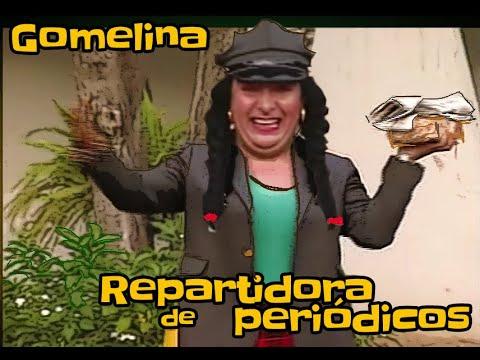 ¡La peor repartidora de periódicos! 😳 GOMELINA 1 😳 Ordóñese De La Risa