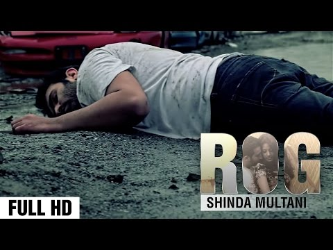 Shinda Multani | Rog | Punjabi Sad Songs 2019 | Latest Punjabi Sad Songs | Trendz Music