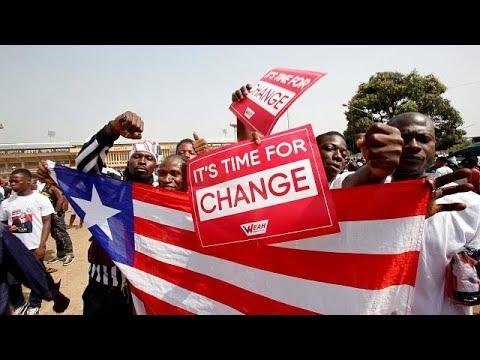 Weah au Liberia : l'ancienne star du PSG bientôt président ?