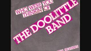 Doolittle Band - Who Were You Thinking Of (1980)