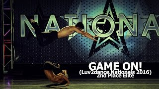 Game On   SGDT Jon & Kobe (Luv2Dance Nationals 2016)
