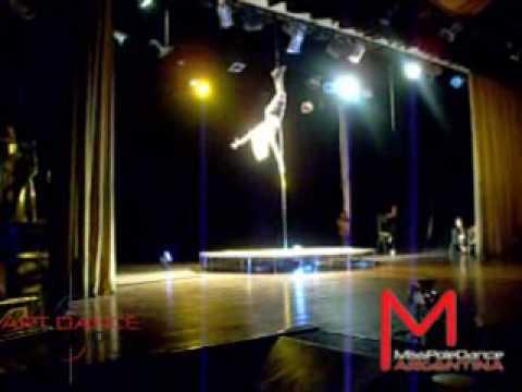 Daniela Schmoll, profesora de Art Dance Studio, Invitada MPD Venezuela 2010