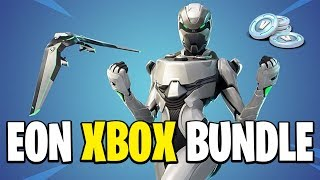 FORTNITE - XBOX BUNDLE EXCLUSIVO! - EON BUNDLE + 2.000 V-BUCKS