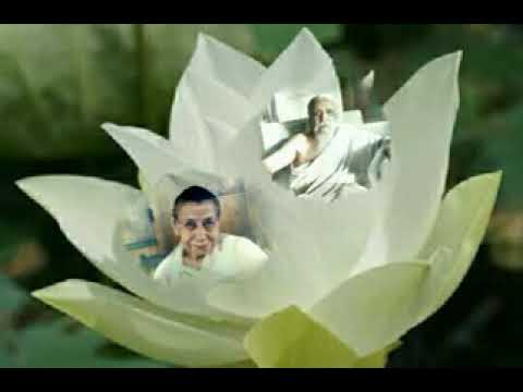 A melody of devotion for  Sri Aurobindo, The Mother.
