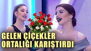 Aleyna Eroğlu'na Gelen Çiçekler Ortalığı Karıştırdı!
