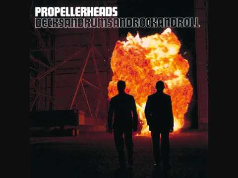 PropellerHeads - On Her Majesty's Secret Service