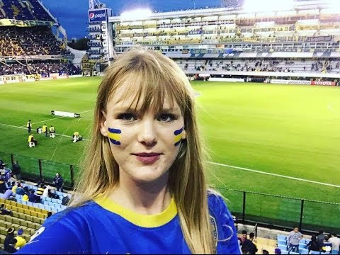 Boca Juniors Match!!!   Argentina Vlog 5