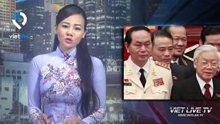 Nguyễn Phú Trọng dọn đường để bứng Trần Đại Quang khỏi ghế chủ tịch nước