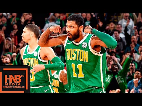 Boston Celtics vs Philadelphia Sixers Full Game Highlights | 12/25/2018 NBA Season