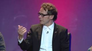Cloud Foundry Foundation Panel - CFSummit 2014