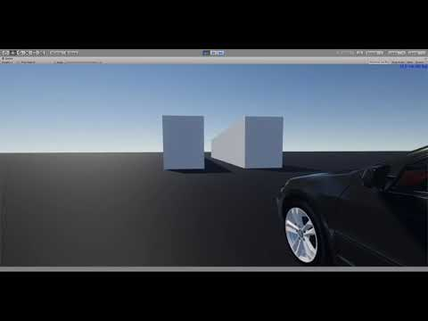 Unity asset - Enter & Exit vehicles beta 0.2