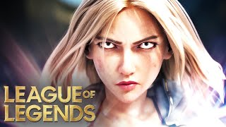 "League of Legends - Season 2020 Cinematic ""Warriors"" Trailer (ft  2WEI and Edda Hayes)"