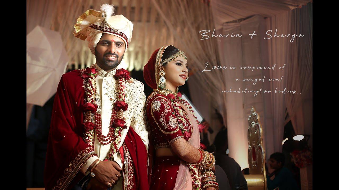 Best Cinematic Wedding Video 2020    Bhavin + Shreya    Indian Wedding    Nishant Vision Photography