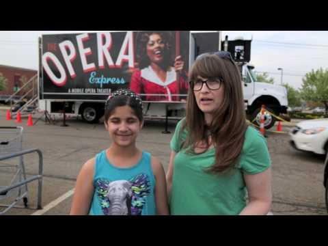 The Opera Express Presented by the Cincinnati Opera