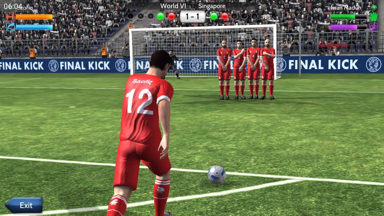 Final Kick Online Football | Freekick Tournament | Part 1 | Not A Pro! -  YouTube