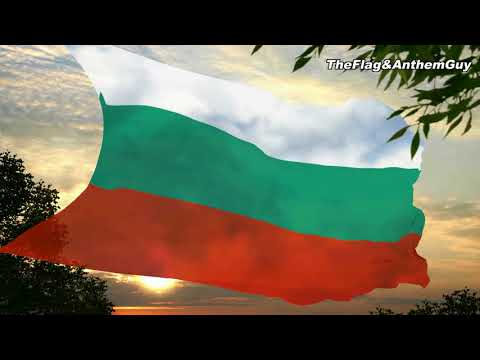 Flag and anthem of Bulgaria