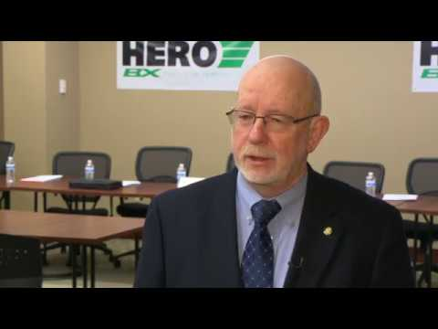 McCarter: Renewable Energy Good for Economy, Environment