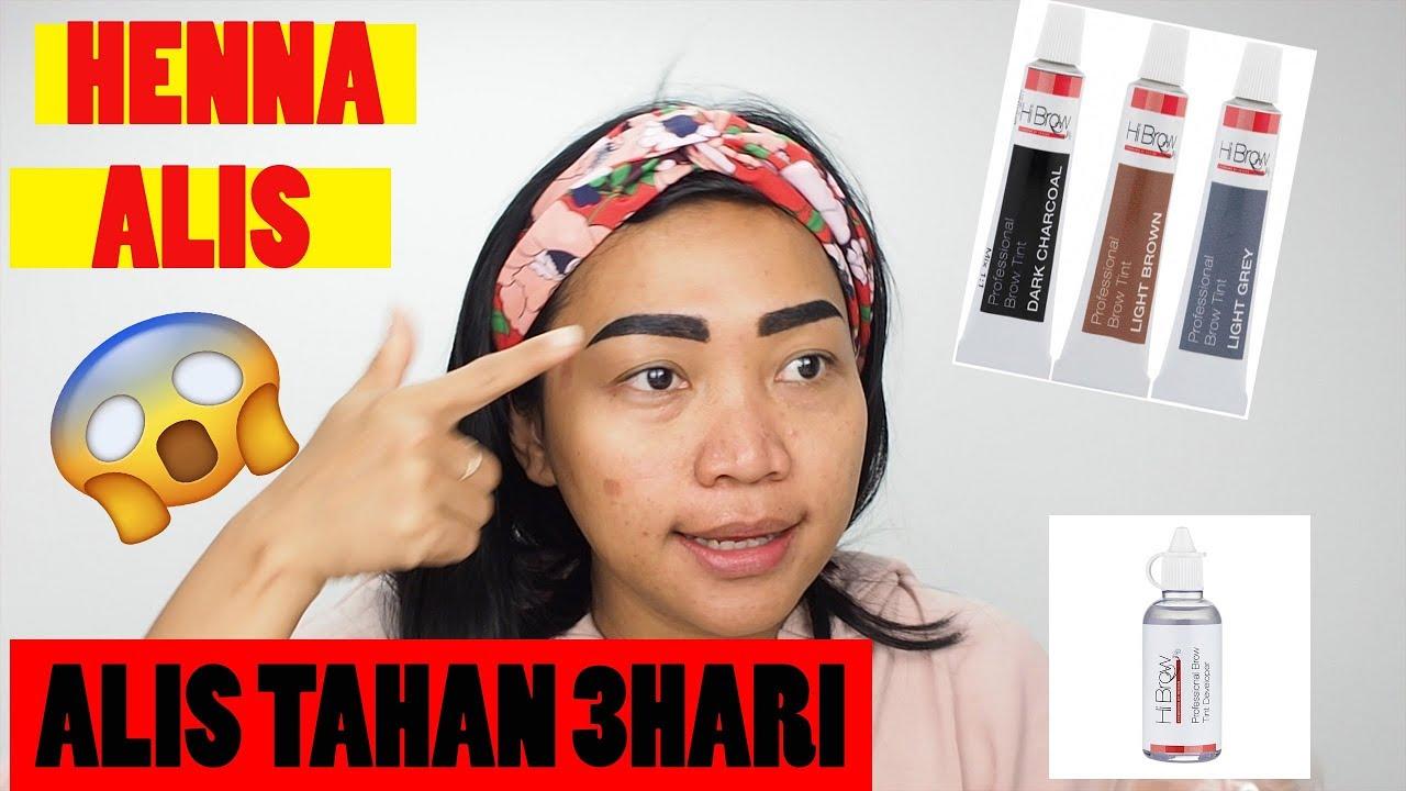 Henna Buat Alis Harga 100k Youtube