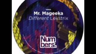 Mr Mageeka - Different Lekstrix (L-Vis 1990 Remix)
