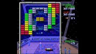 SNES Longplay [409] Arkanoid: Doh it Again