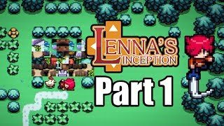 LENNA'S INCEPTION Gameplay Walkthrough Part 1 - No Commentary [PC Steam]