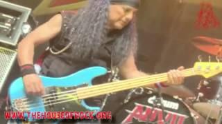 Anvil Live at Wacken 2013 (Full concert)