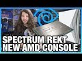HW News - AMD Makes New Console SOC, New York Bans Spectrum