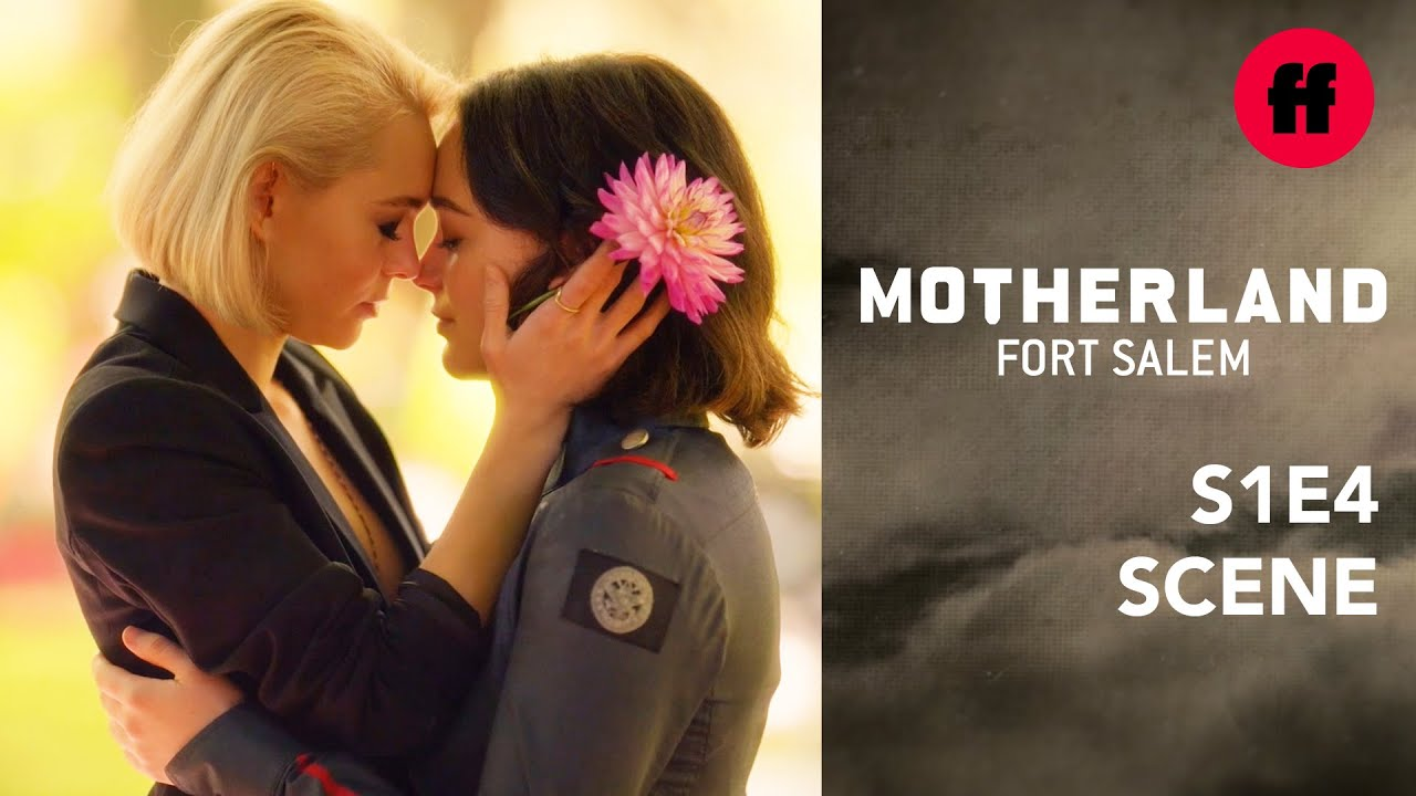Download Motherland: Fort Salem Season 1, Episode 4 | Scylla Admits Her Feelings To Raelle |  Freeform