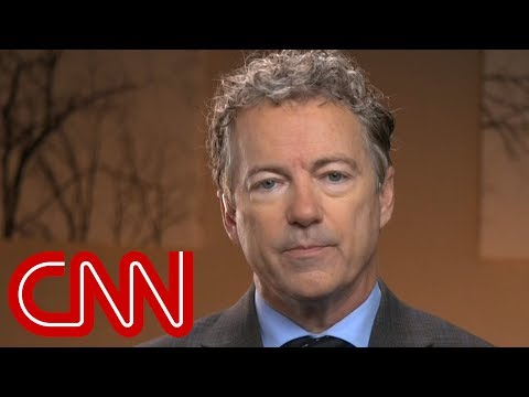 Rand Paul: It should not be the job of America to replace regimes around the world