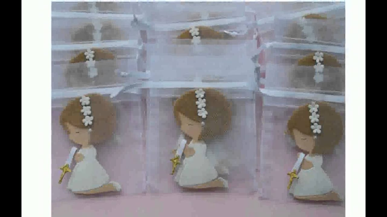 First Communion Favors For Girls YouTube