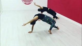 Yoga Dance | Йога Танец Виньяса Флоу | Тренер Евгения Корниенко
