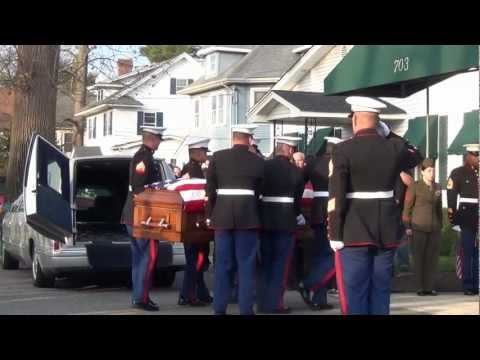 Body of Marine Cpl Christopher Monahan returned to NJ
