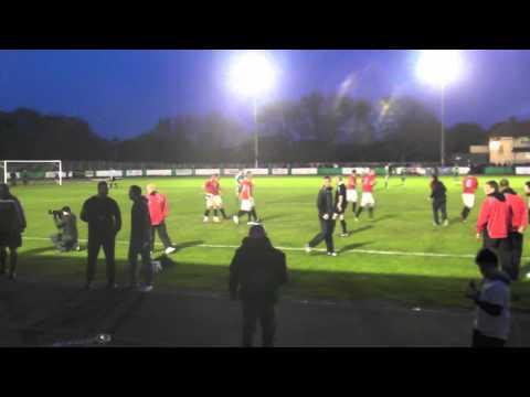 Bradford 0-2 FC United. 28 Apr 2011.