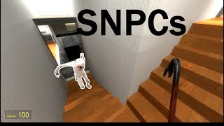 HIDING FROM NEXTBOTS IN A MODERN HOUSE!