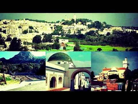 Spring in Zaghouan Tunisia - مدينة الجبال و العيون زغوان تونس