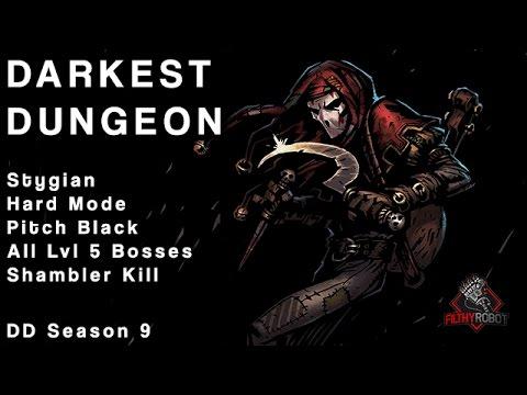 Darkest Dungeon - We Are The Flame - Stygian, No Light Week 67