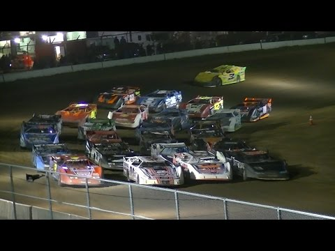 RUSH Crate Late Model Feature | McKean County Raceway | Fall Classic | 10.11.14